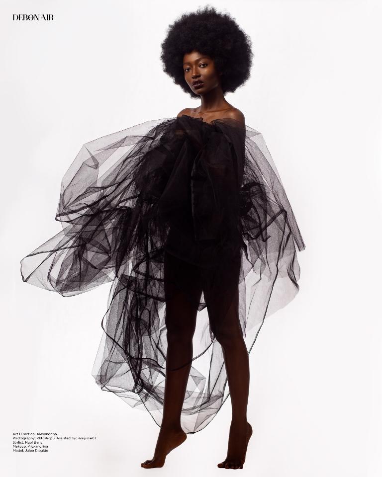 MUST SEE: Debonair Afrik's Latest Issue is Advocating Body Acceptance