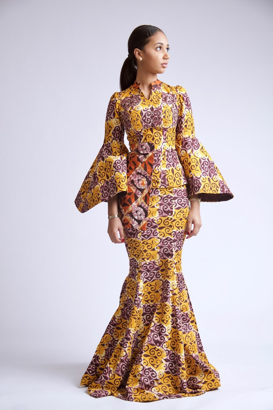 Not A Fan Of Ankara? Le Rouge by Amma's New Collection Will Change Your Mind