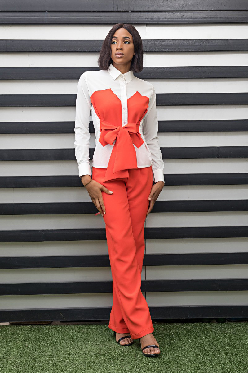 Asake Oge's New Collection Is The Perfect Mix of Bossy & Sexy!