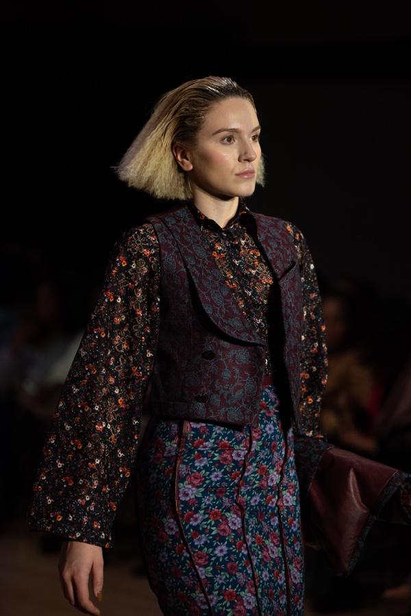 Blogger Babe Sade Akinosho Debuted Her Uber-Chic Brand At London Fashion Week!