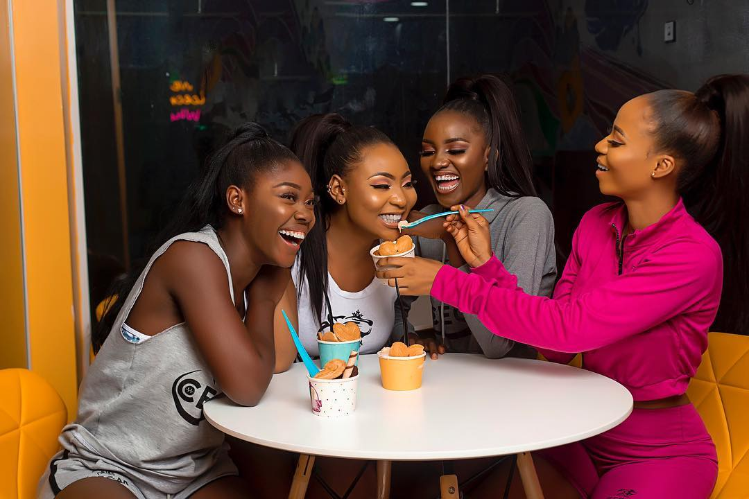 Your Exclusive First Look At Cee-C's New Activewear Collection – PS: It's Fire!