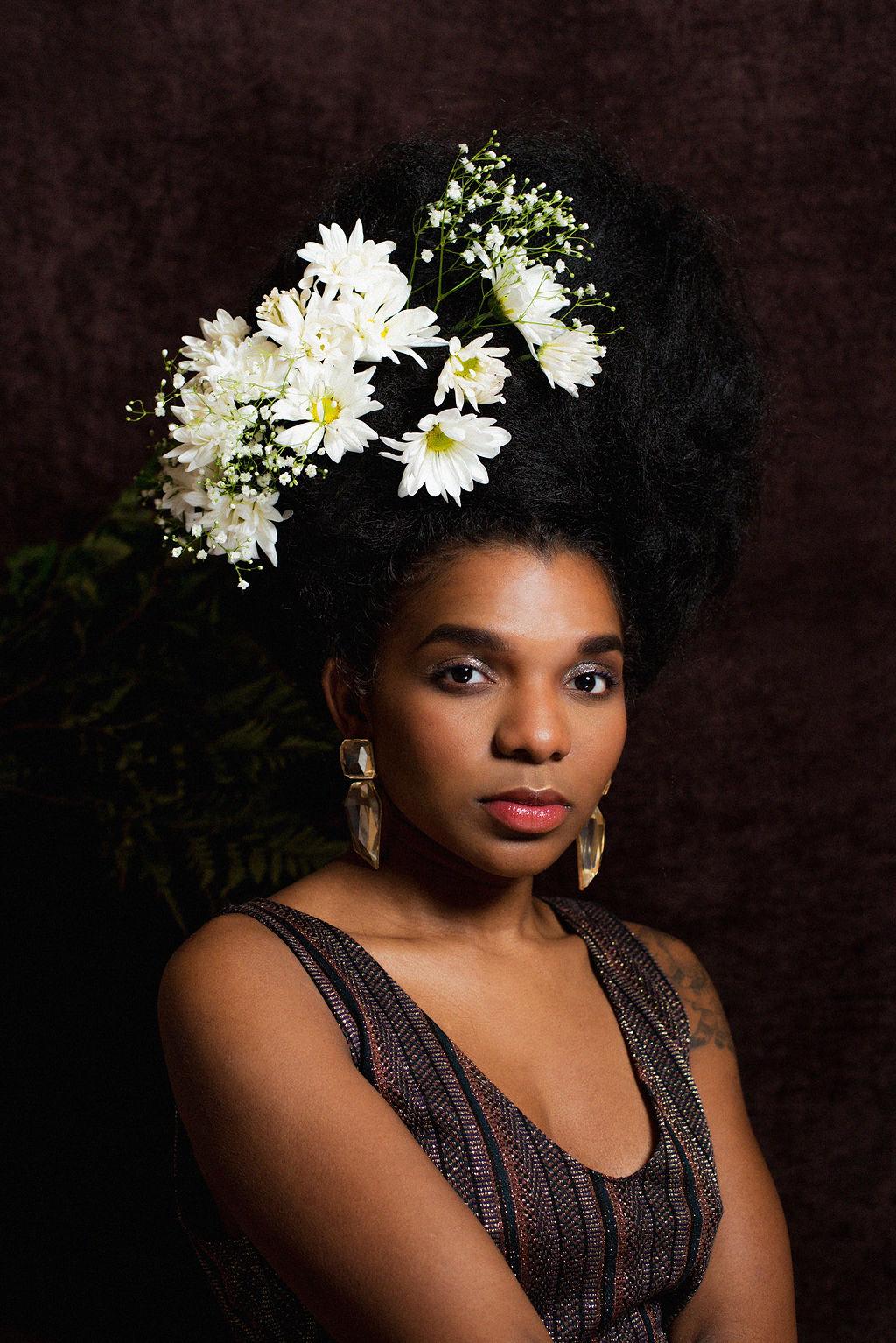Osato Erebor's Stunning New Photo Series Is an Empowering Celebration of Black Beauty for #BlackHistoryMonth