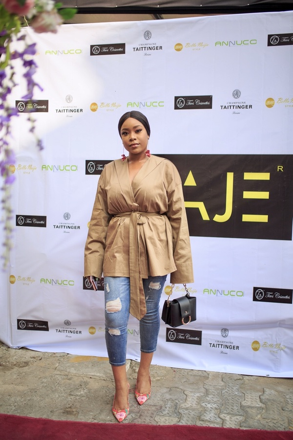 All The Fun & Fab Moments At The Tajé Prest Store Launch