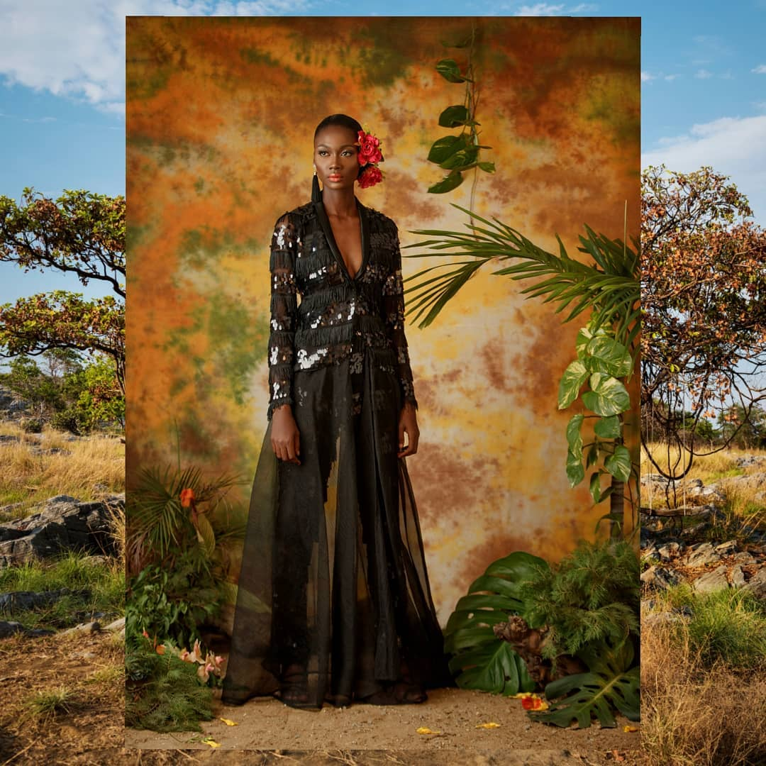 New Drop Alert: Ejiro Amos Tafiri's 'Birds of Paradise' Collection Is Here