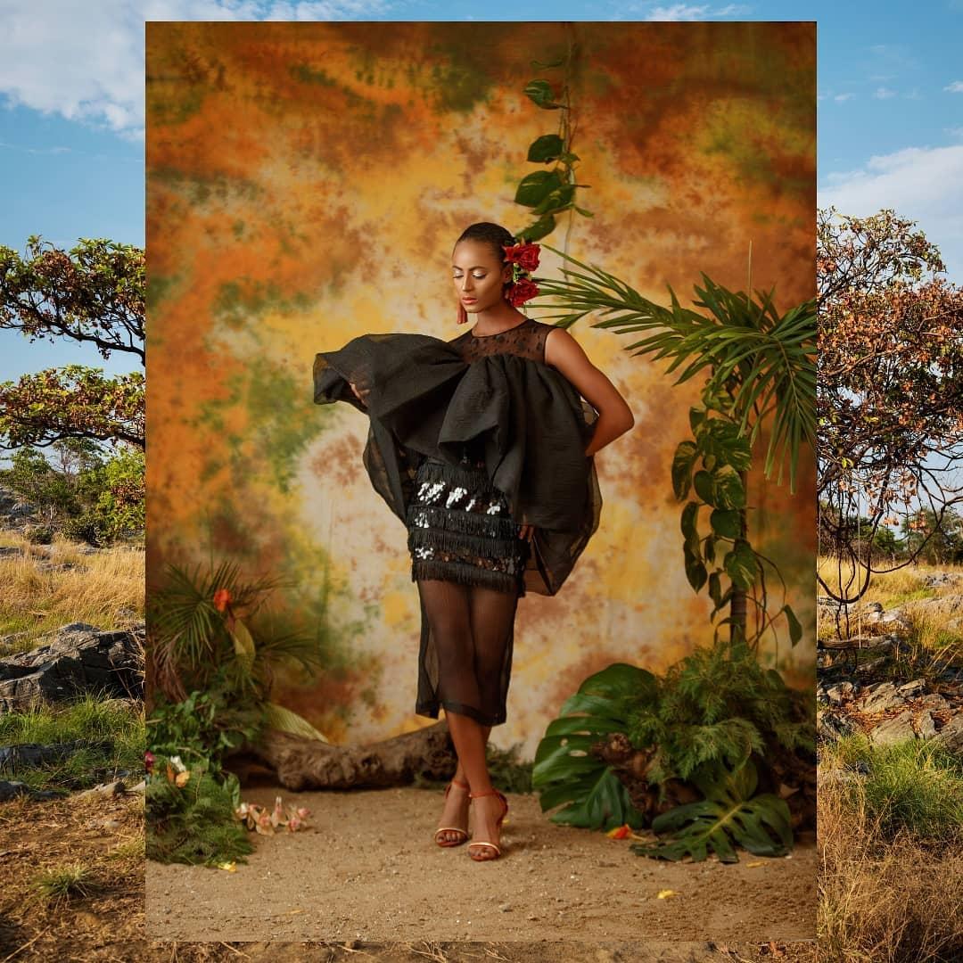 New Drop Alert: Ejiro Amos Tafiri's 'Birds of Paradise' Collection Is Here