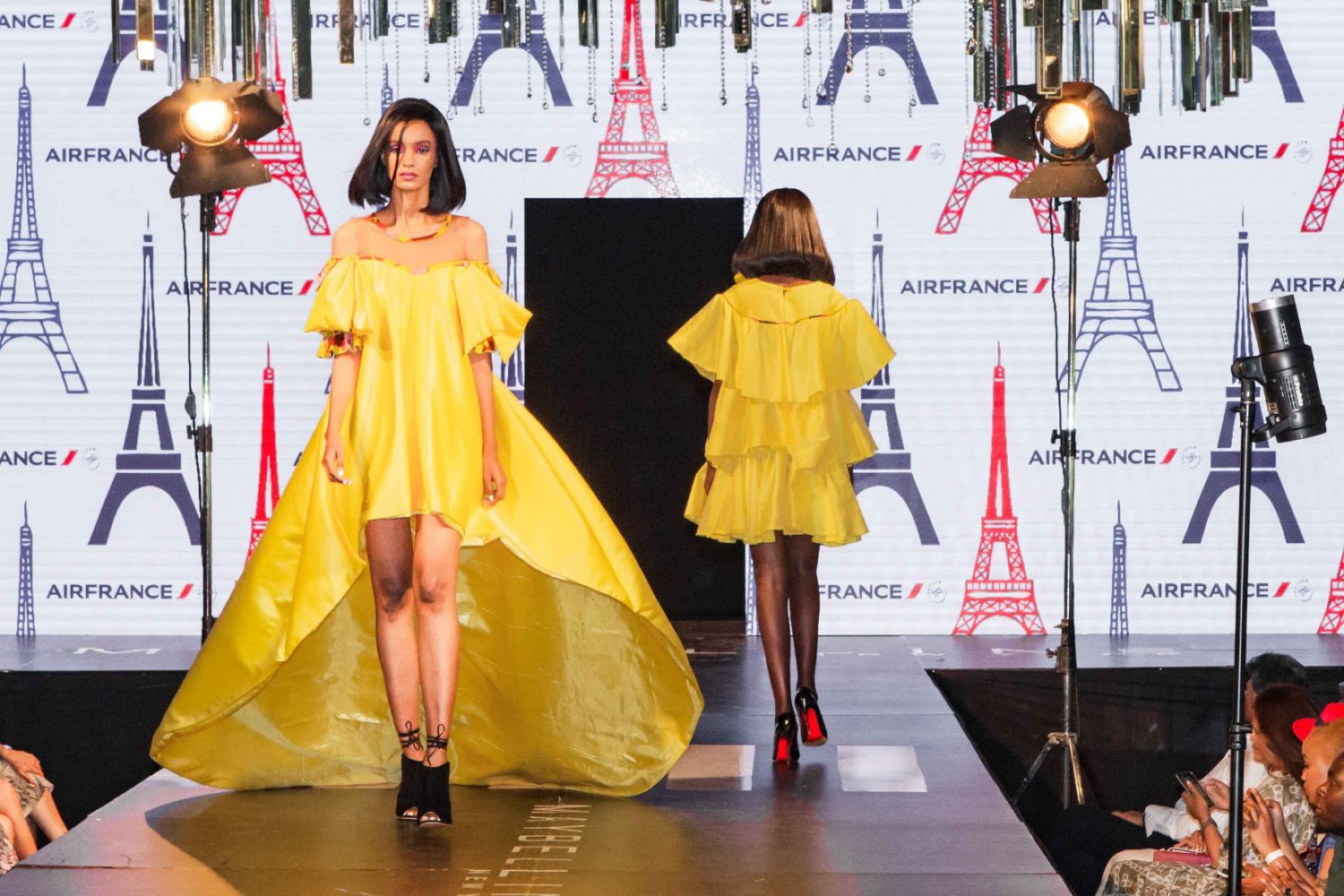 See All The Highlights from Nairobi's 2019 Fashion High Tea Runway Show