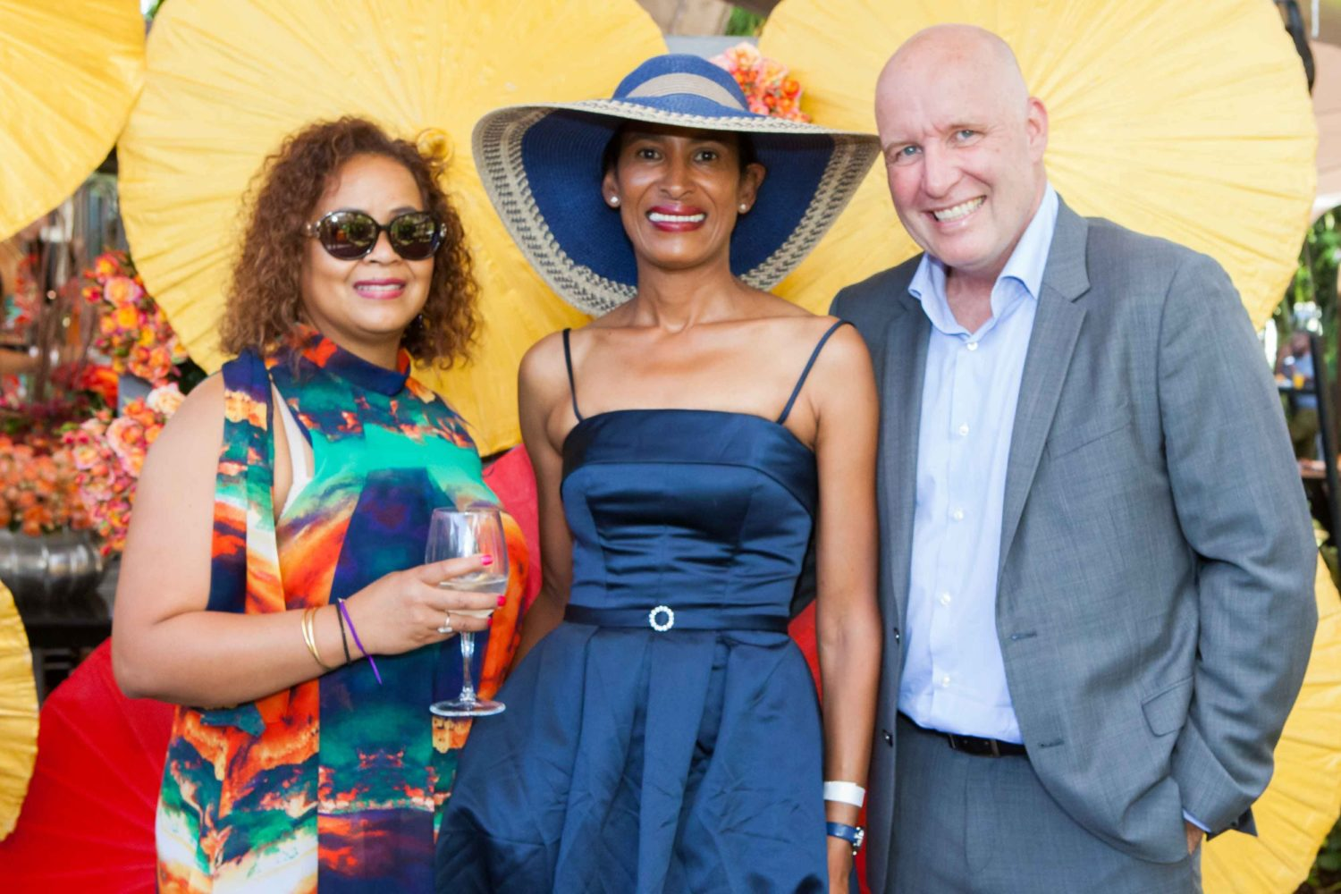 Silvia Njoki, Diana Opoti, Anita Nderu, Joy Kendi and All the Glamorous Guests at  2019's Nairobi Fashion High Tea