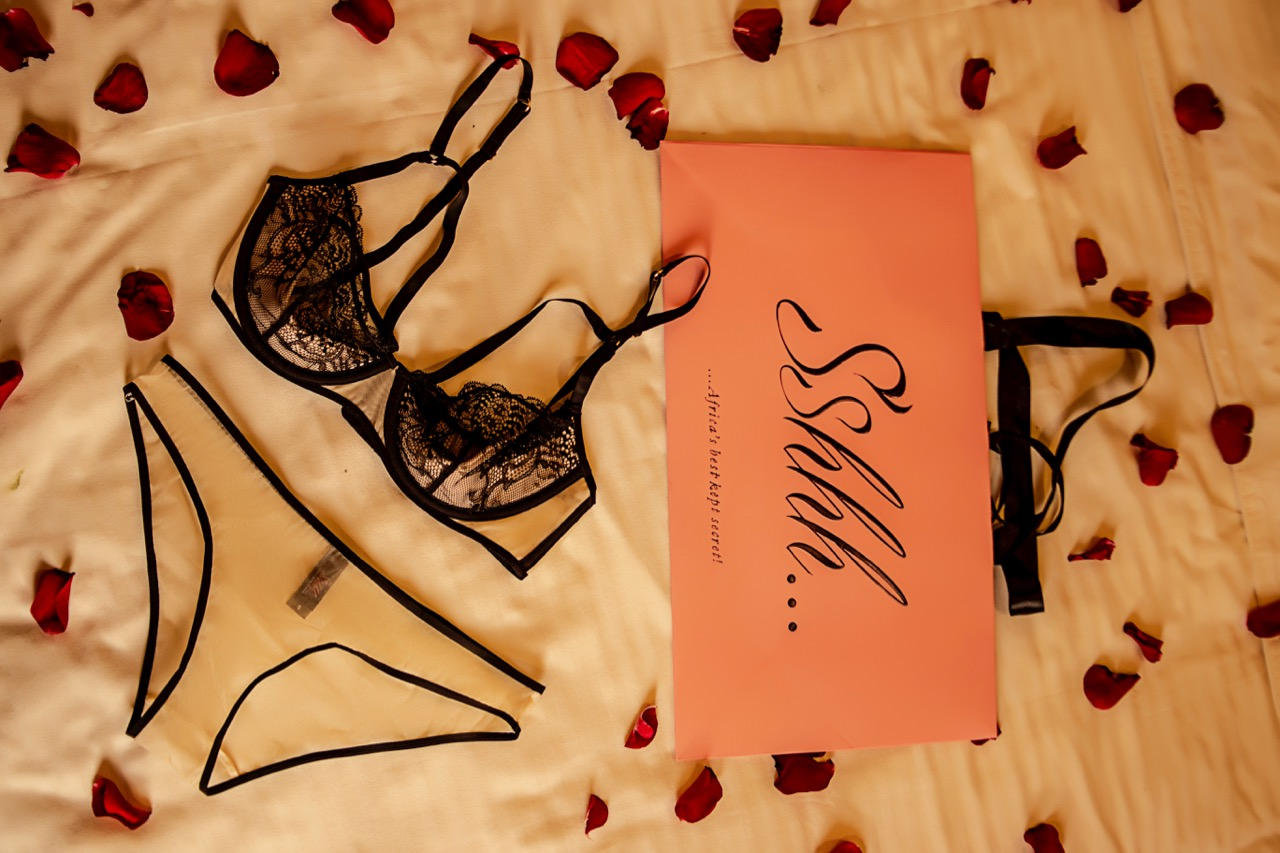 PSA: Sshhh Lingerie Just Launched A New Collection In Time for Valentine's Day, and Our Editors Are Obsessed