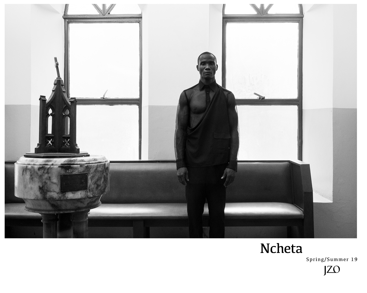 "MUST SEE: JZO Presents ""Ncheta"" For Spring/Summer 2019"