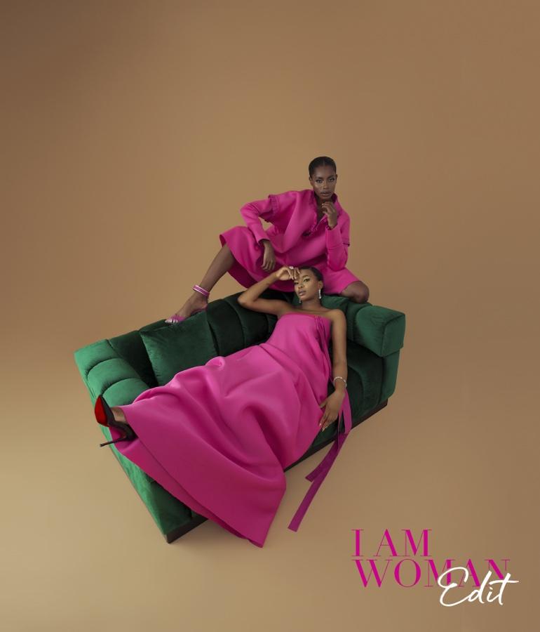 'Anny Robert x MAJU present 'I Am Woman' Edit