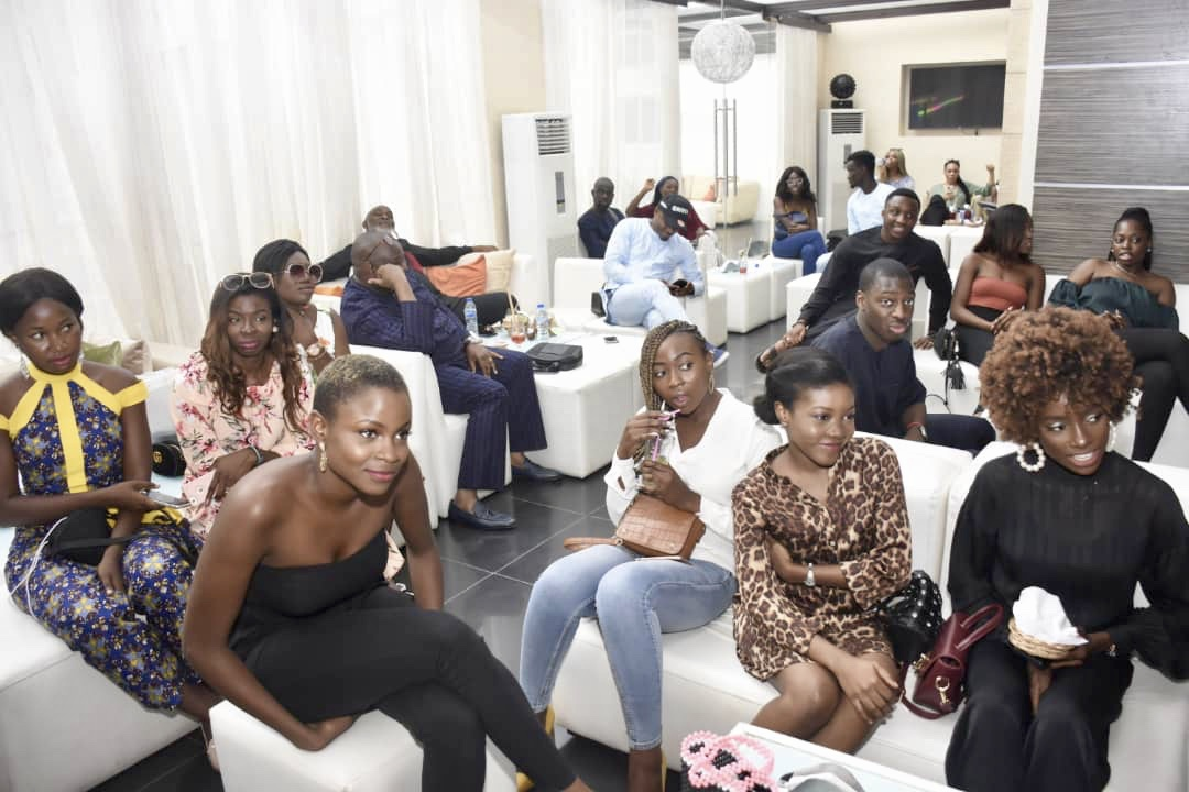 Inside Eniafe Momodu's New World Order Brunch