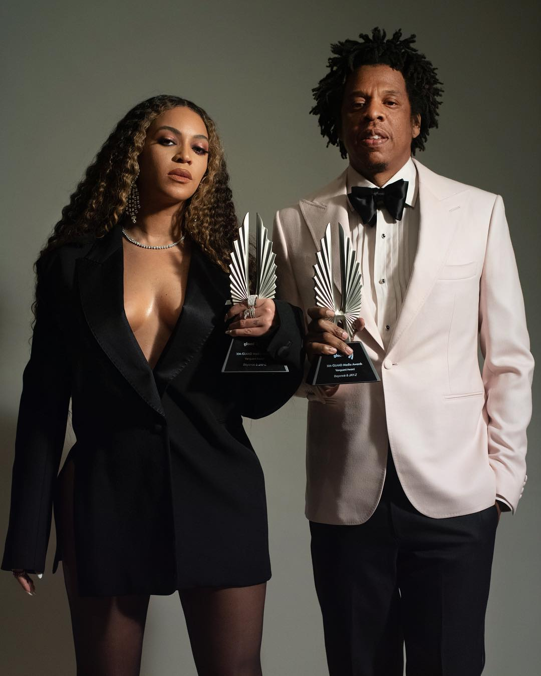Jay-Z Made A Statement In A Custom Made Tux From Frère At The 4th