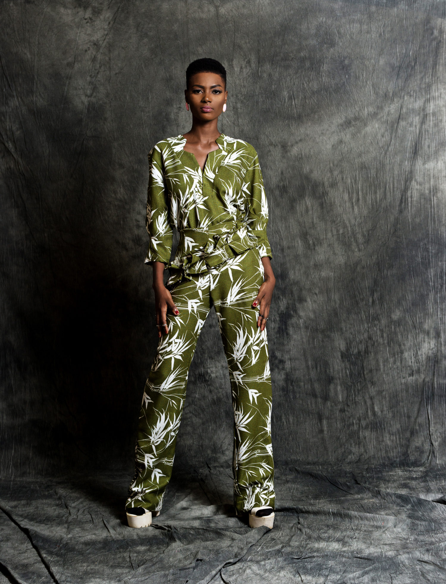Isi Atagamen Just Released Their Spring/Summer 2019 Collection And It Is Everything!