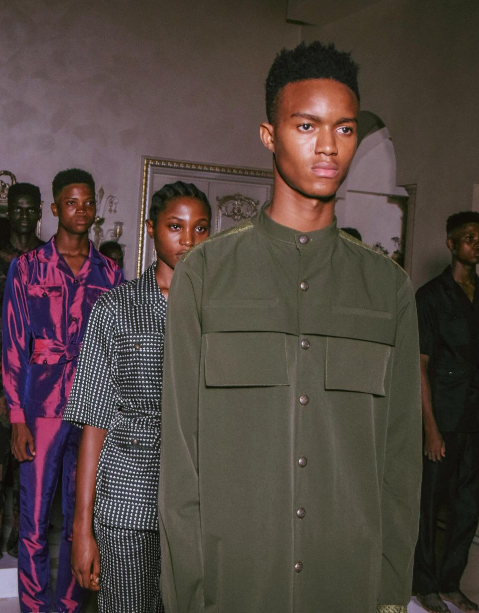 I.N Official Just Unveiled Its Autumn/Winter 2019 Collection & Diggy Simmons Is Already A Fan