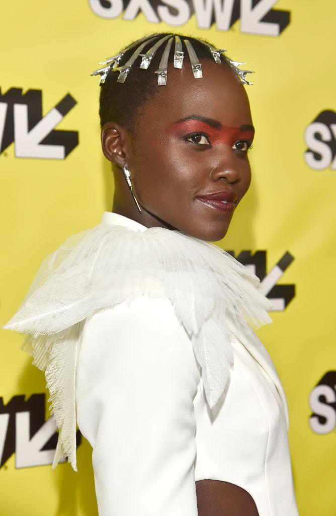Lupita Nyong'o, Lupita Nyong'o on the red Carpet