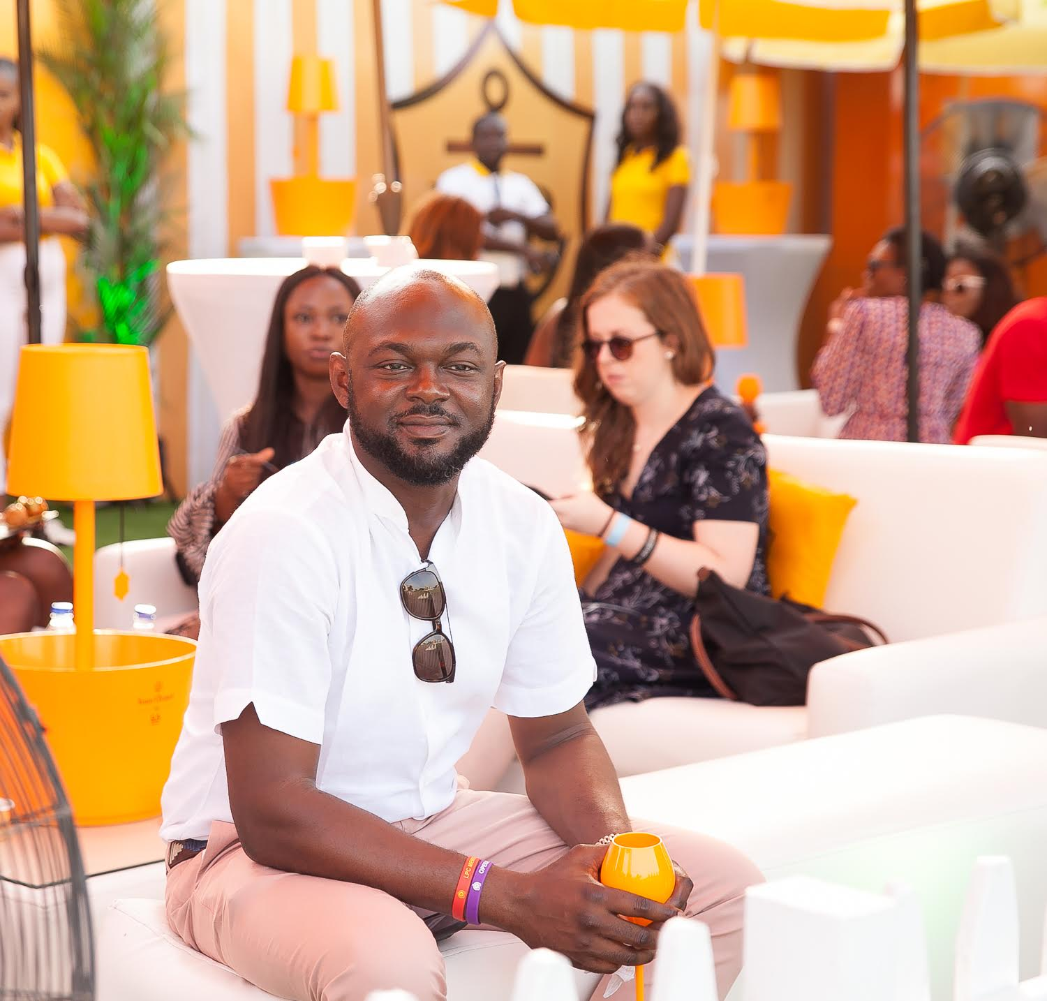 Our Best Looks At The 2019 Veuve Clicquot Polo #Yelloweek Day  3