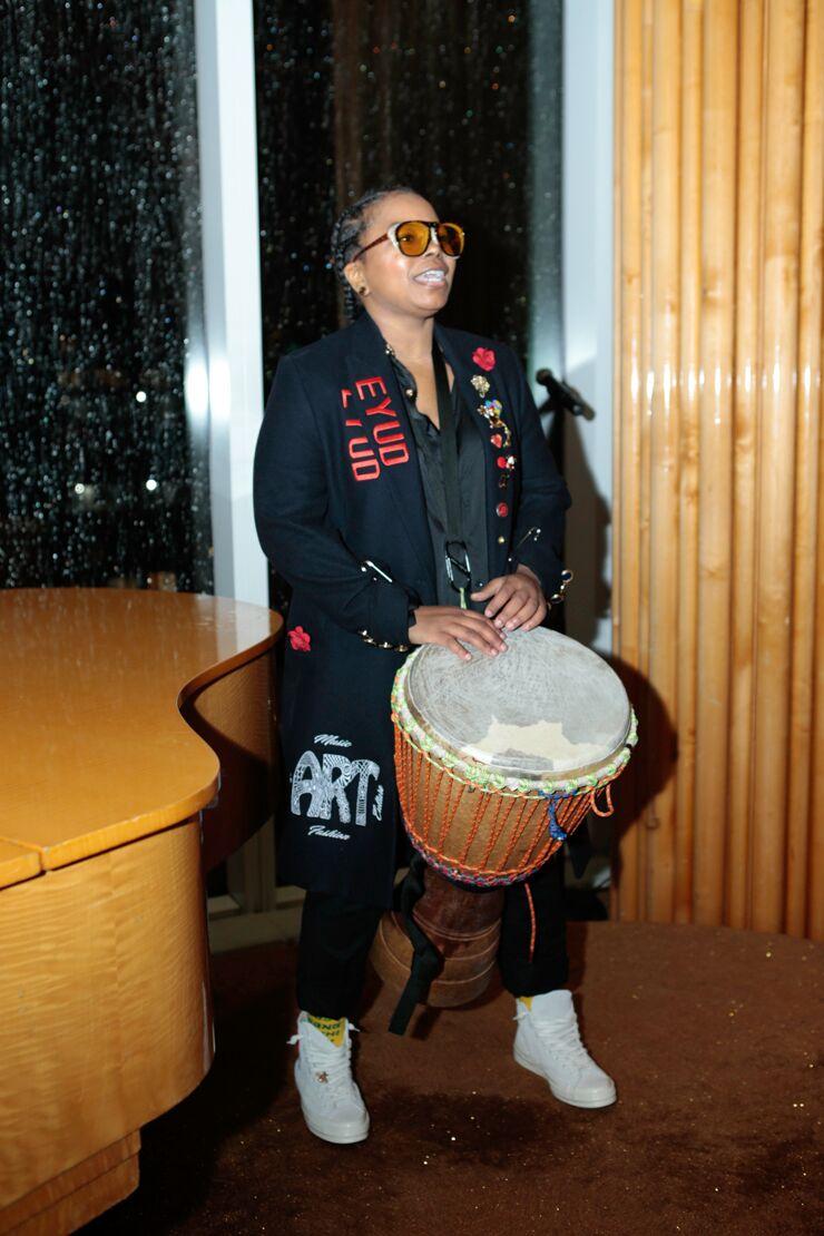 "Inside OkayAfrica's 3rd Annual ""100 Women"" Initiative Celebration in New York"