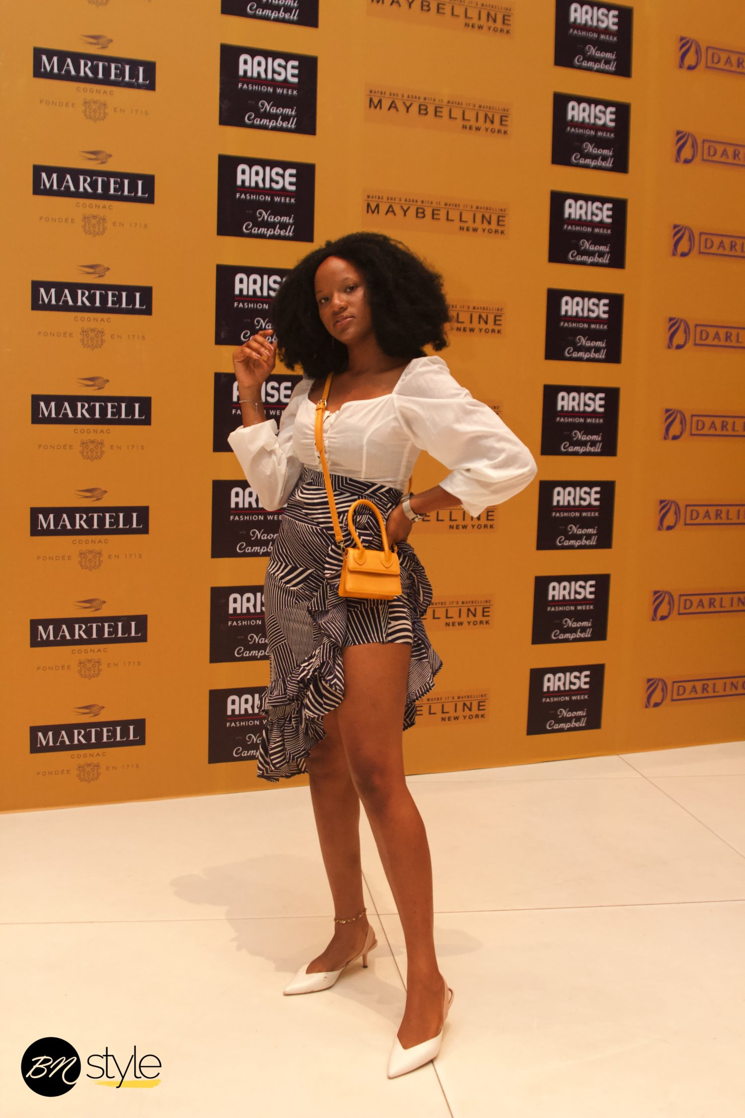 #BNSAFW19: All the Stylish Guests from Day 3 of Arise Fashion Week 2019