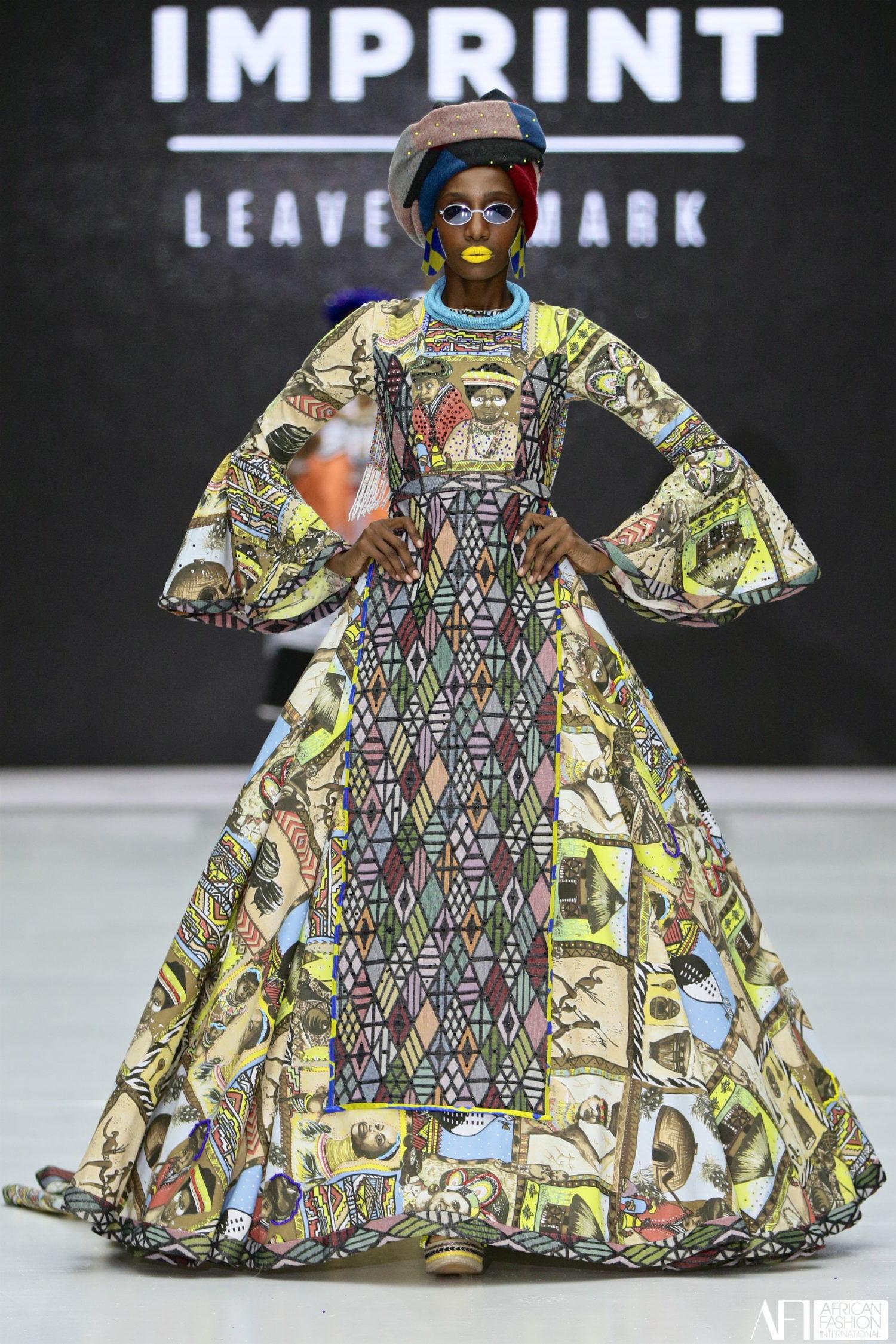 #AFICTFW19   AFI Capetown Fashion Week Imprint ZA