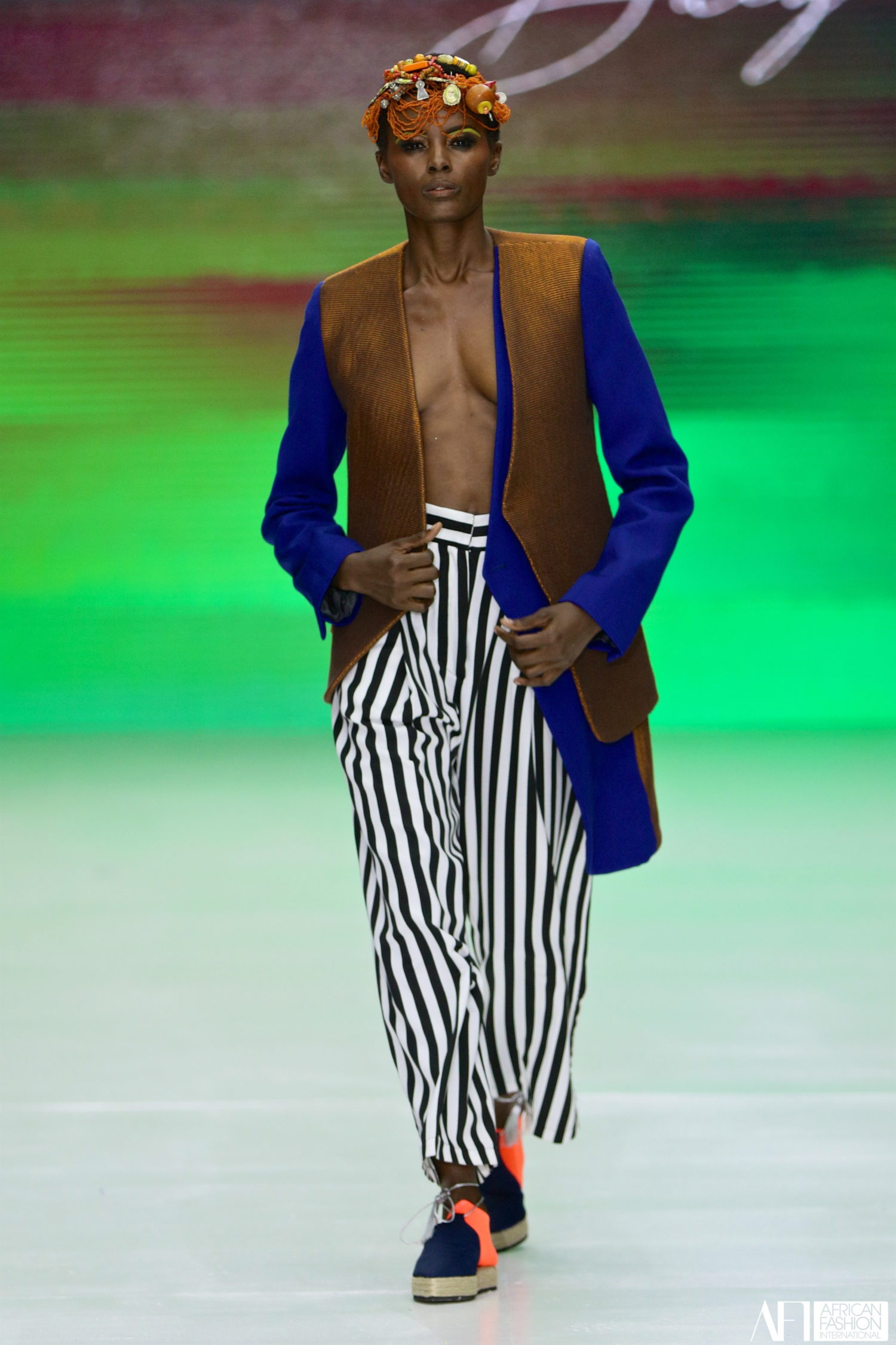 #AFICTFW19 | AFI Capetown Fashion Week Moroccan Designer Collective