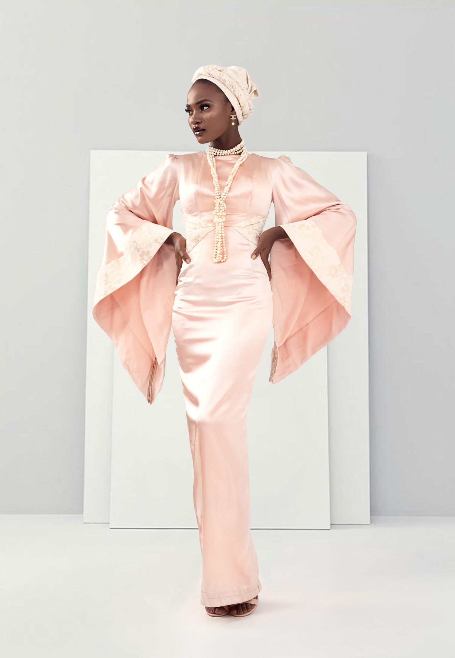Nouva Couture's  'Undone Glamour' SS19 Collection Is Here, Which Means Your Wish List Just Got Longer