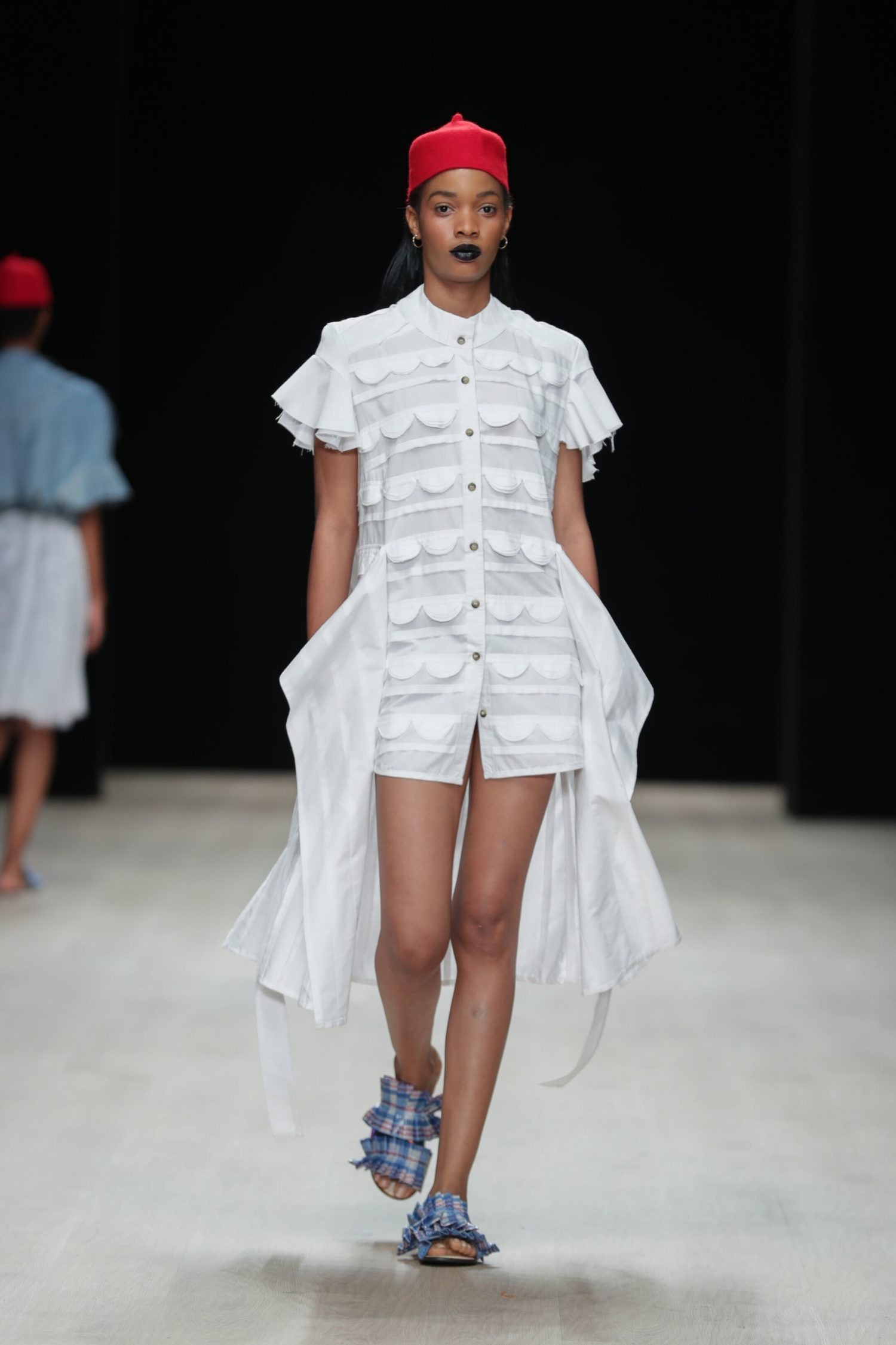 ARISE Fashion Week 2019 | NKWO