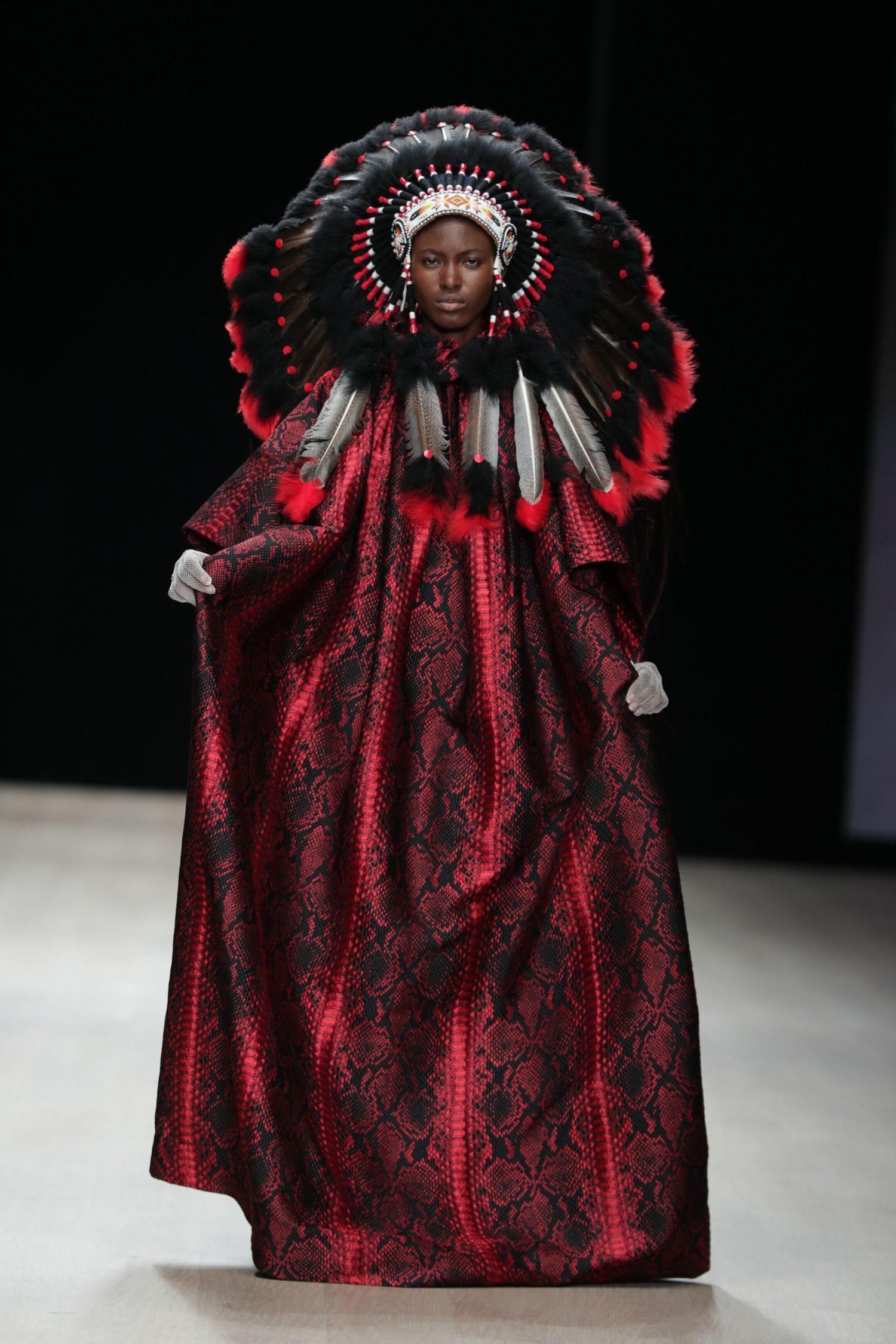 ARISE Fashion Week 2019 | Maison Artc