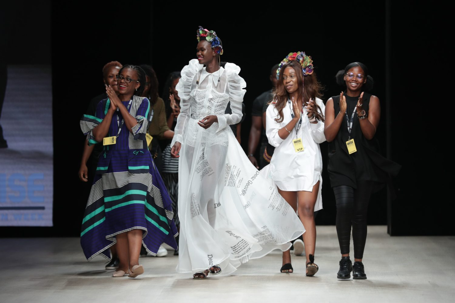 ARISE Fashion Week 2019 |  Ituen Basi