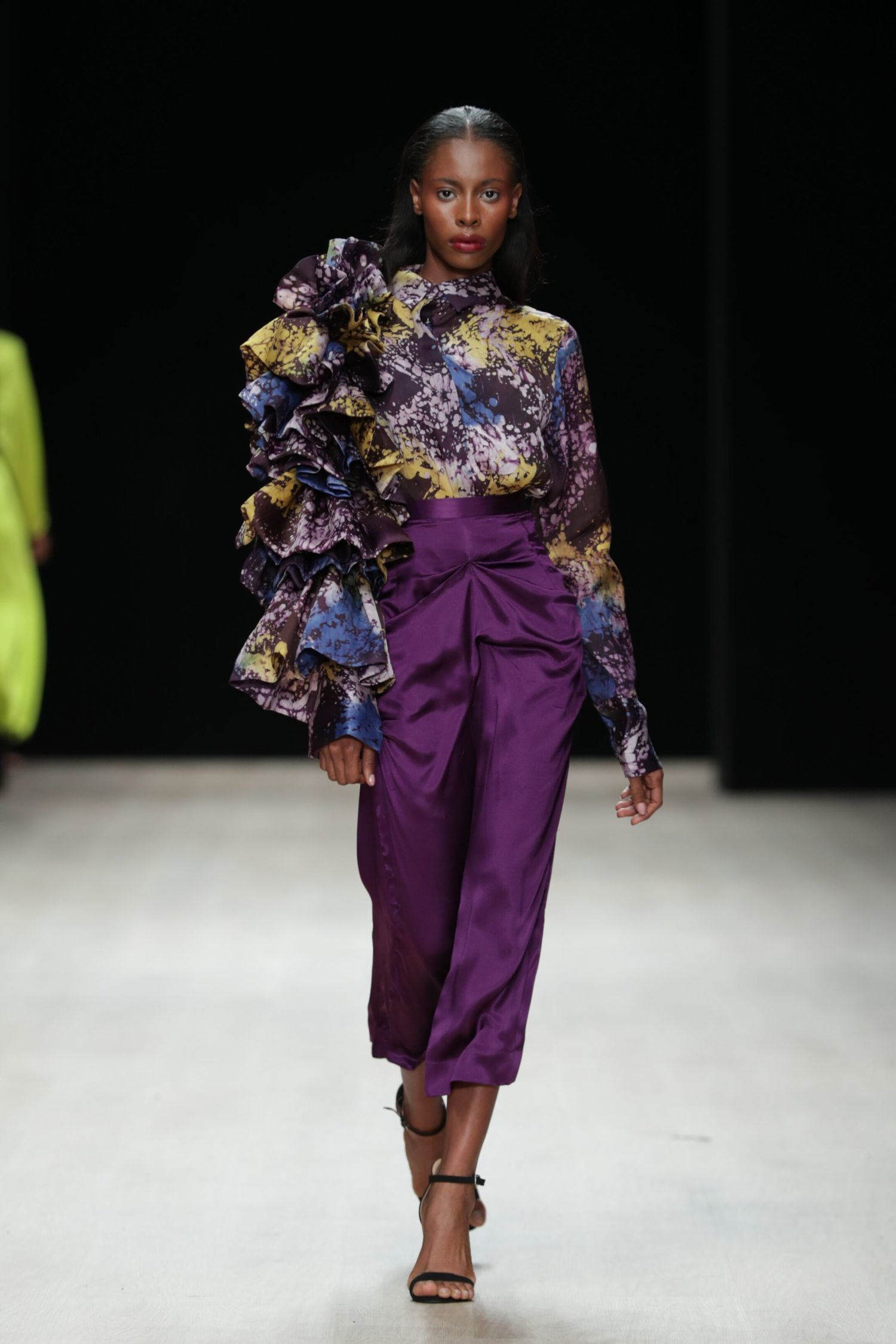ARISE Fashion Week 2019 | Tiffany Amber