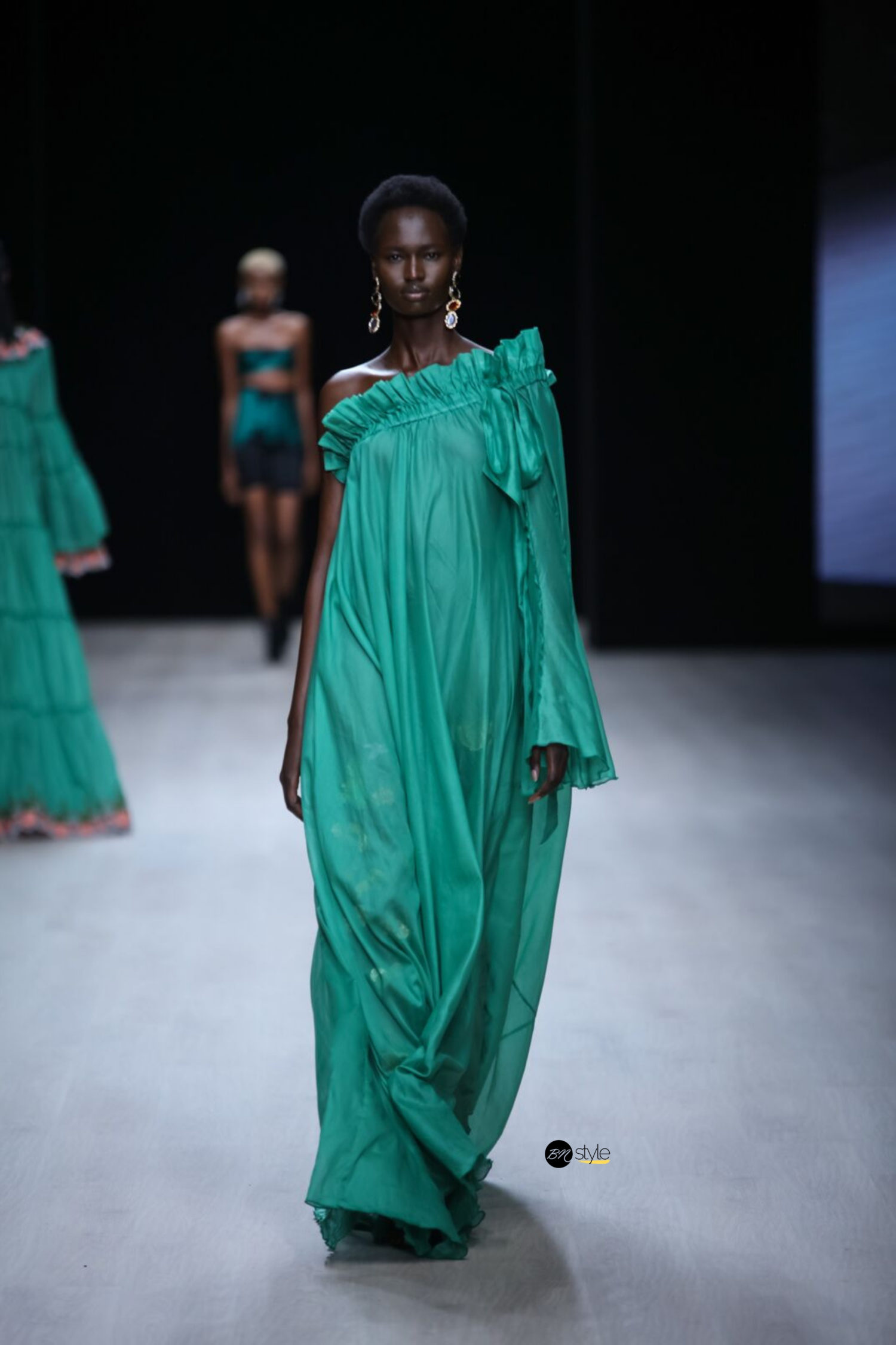 ARISE Fashion Week 2019 | Torlowei