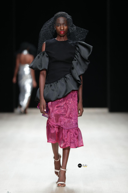 ARISE Fashion Week 2019 | Lanre DaSilva Ajayi