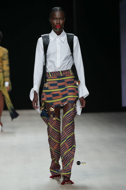 ARISE Fashion Week 2019 | Loza Maleombho
