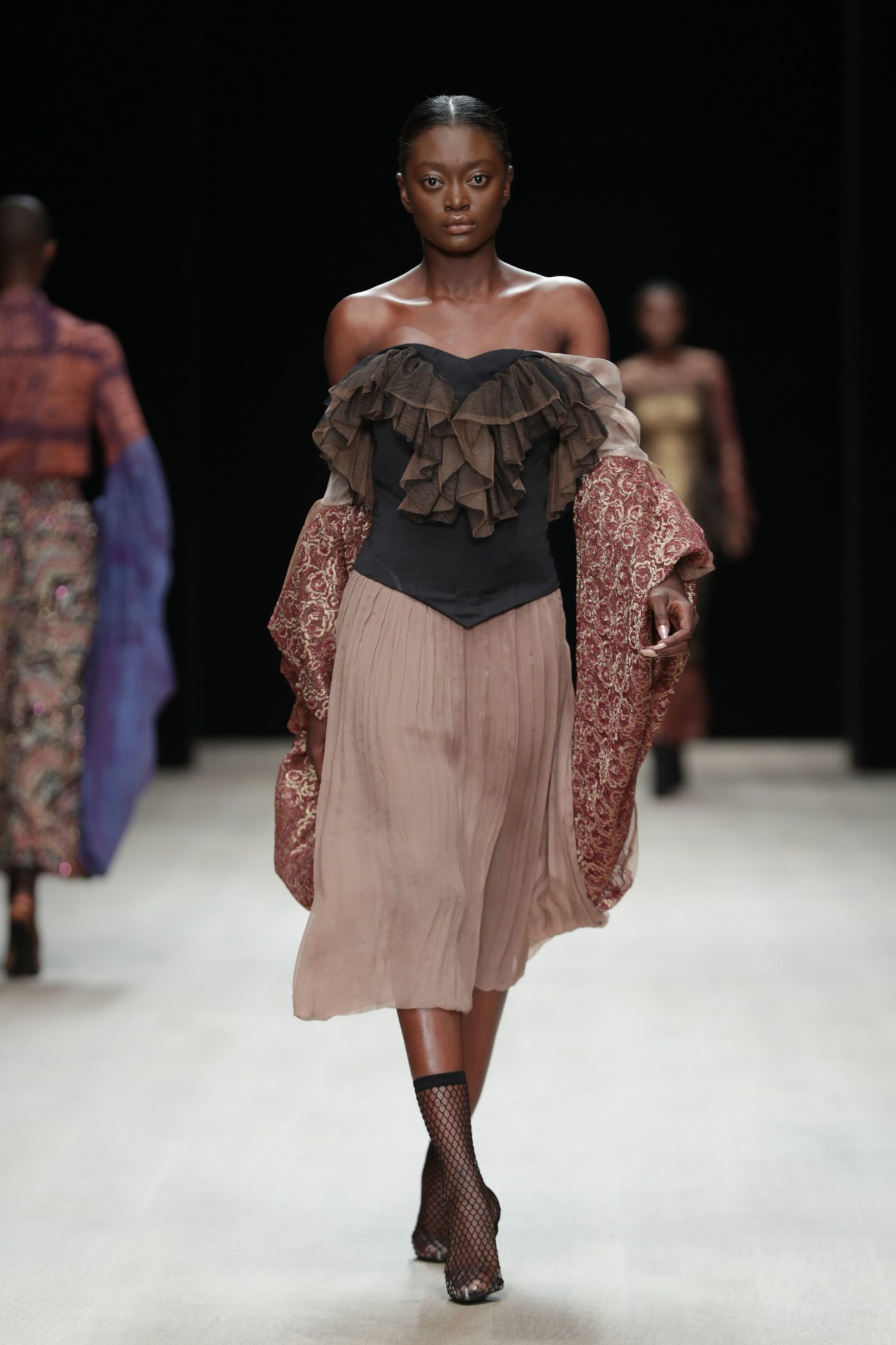 ARISE Fashion Week 2019 | Odio Mimonet