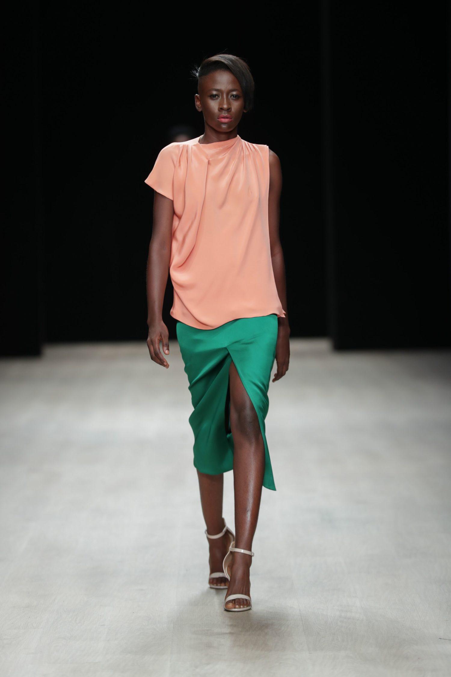 ARISE Fashion Week 2019 | Bridget Awosika