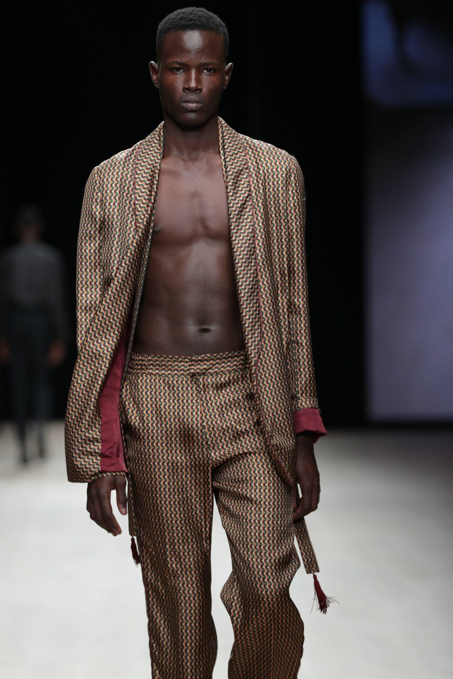 ARISE Fashion Week 2019   Triple RRR By Robert Cavalli