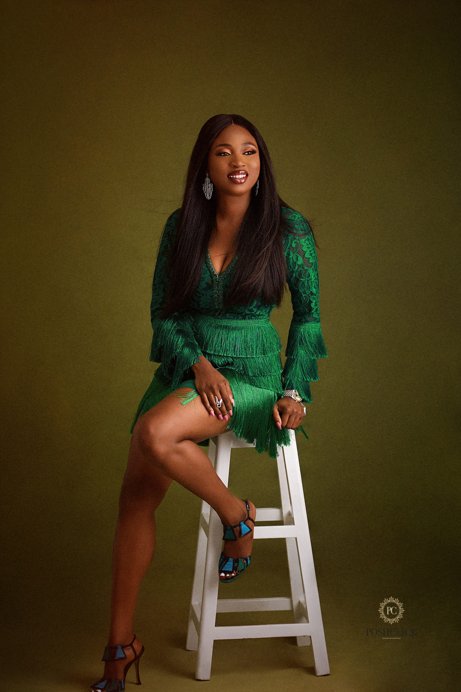 #StyleSociety: These Latifah Laniyan Photos Prove She's Like Fine Wine, She Only Gets Better With Age