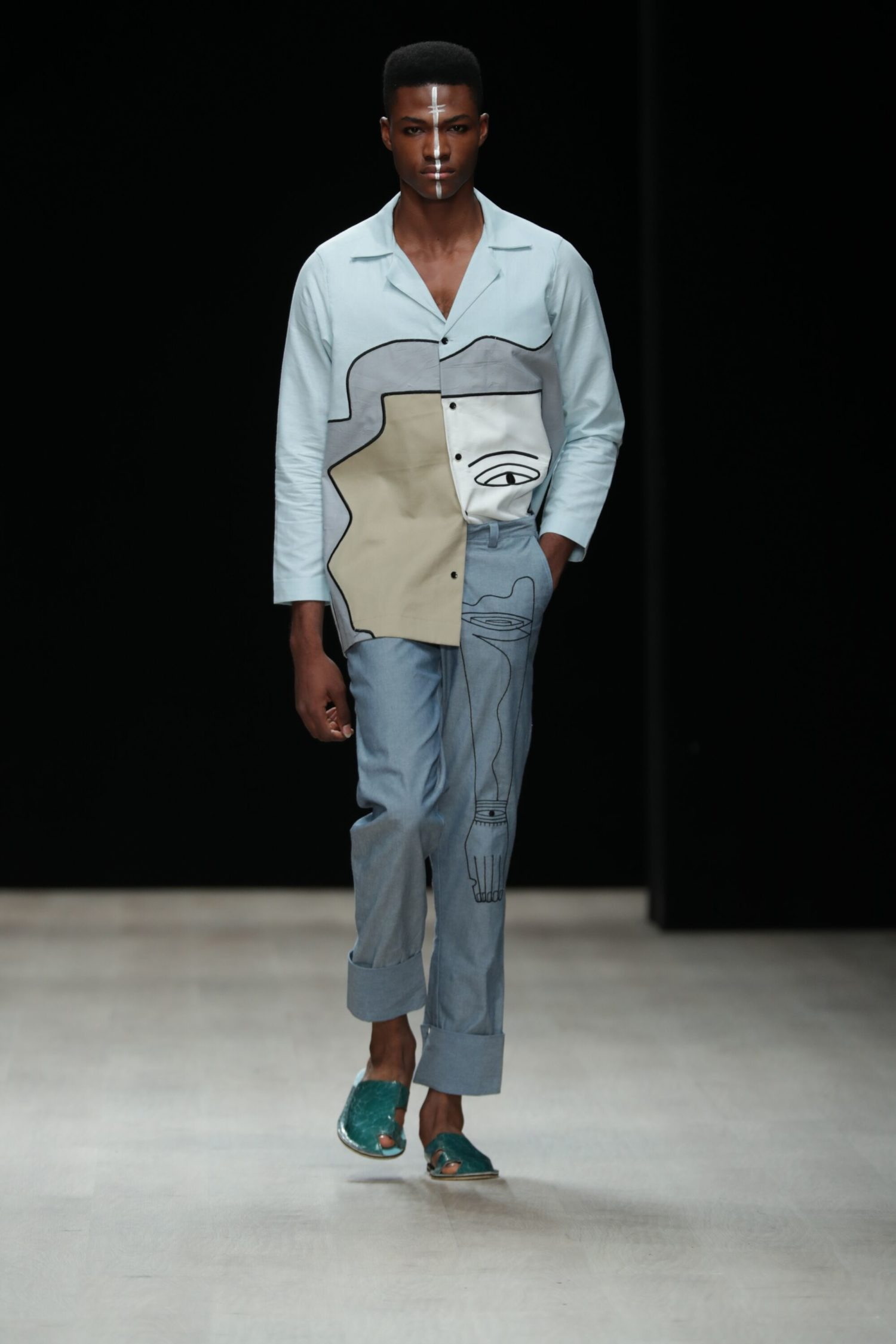 ARISE Fashion Week 2019 | WUMAN BRAND