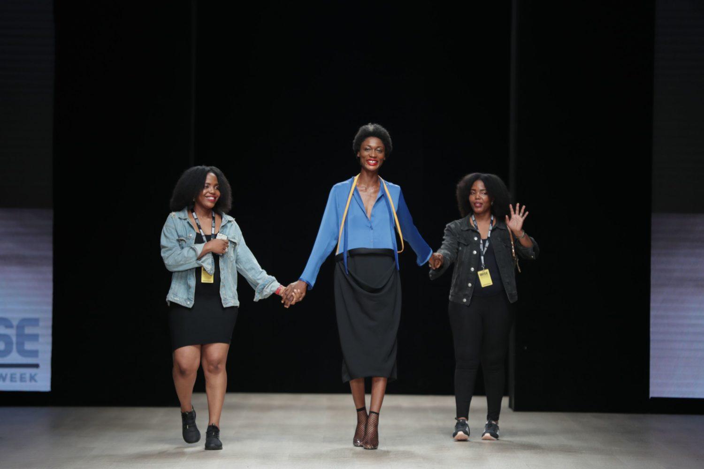 ARISE Fashion Week 2019 | Gozel Green