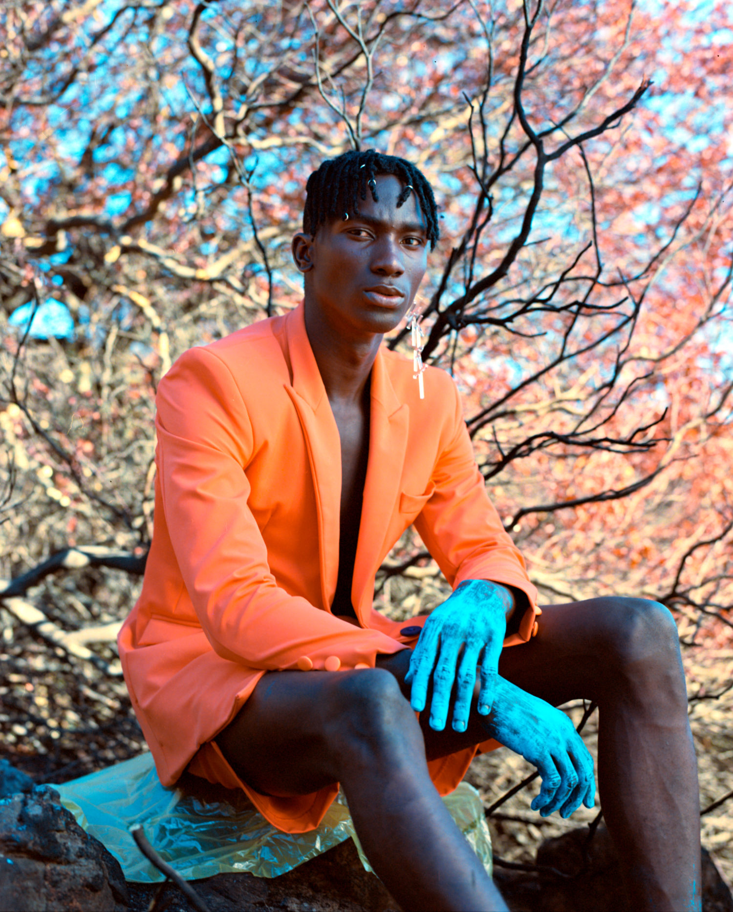 Prediction: Once Orange Culture's Autumn/Winter 19 Collection Drops, It'll Be A Huge Hit