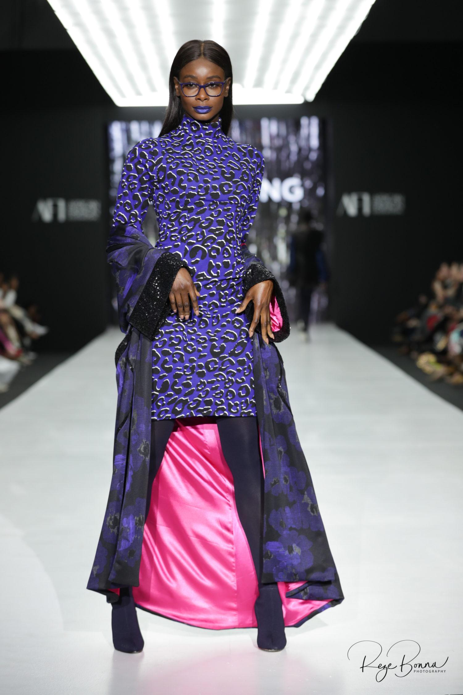 #AFICTFW19 | AFI Capetown Fashion Week Ruff Tung