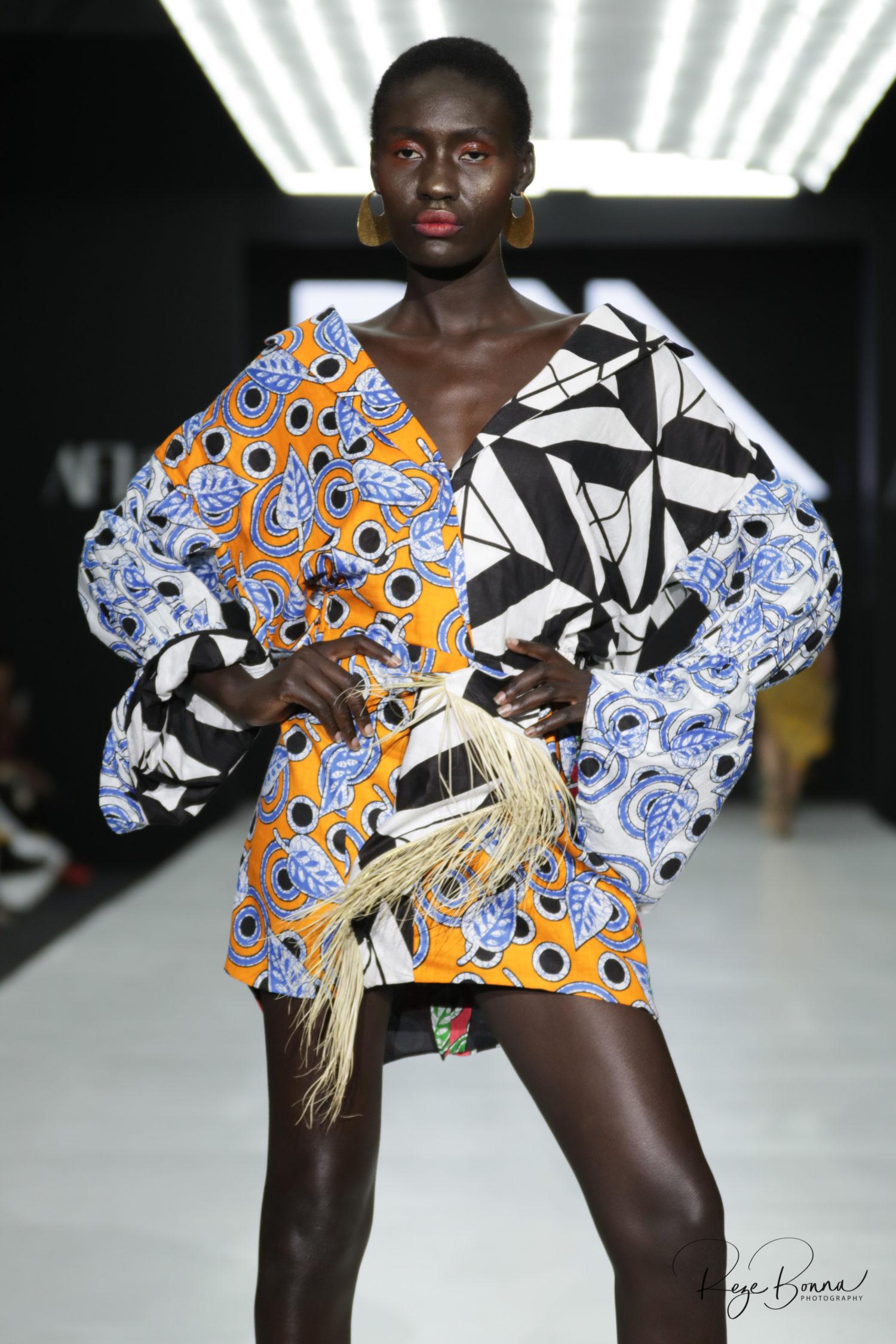 #AFICTFW19 | AFI Capetown Fashion Week Doreen Mashika