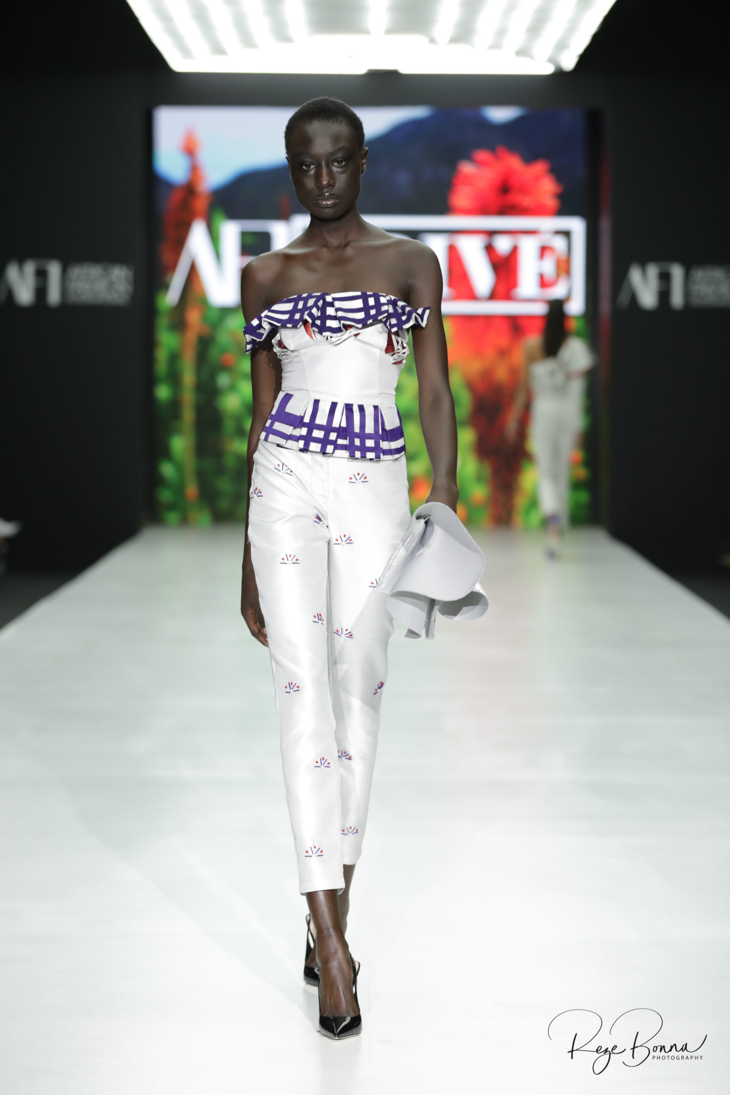 #AFICTFW19 | AFI Capetown Fashion Week AFI Prive