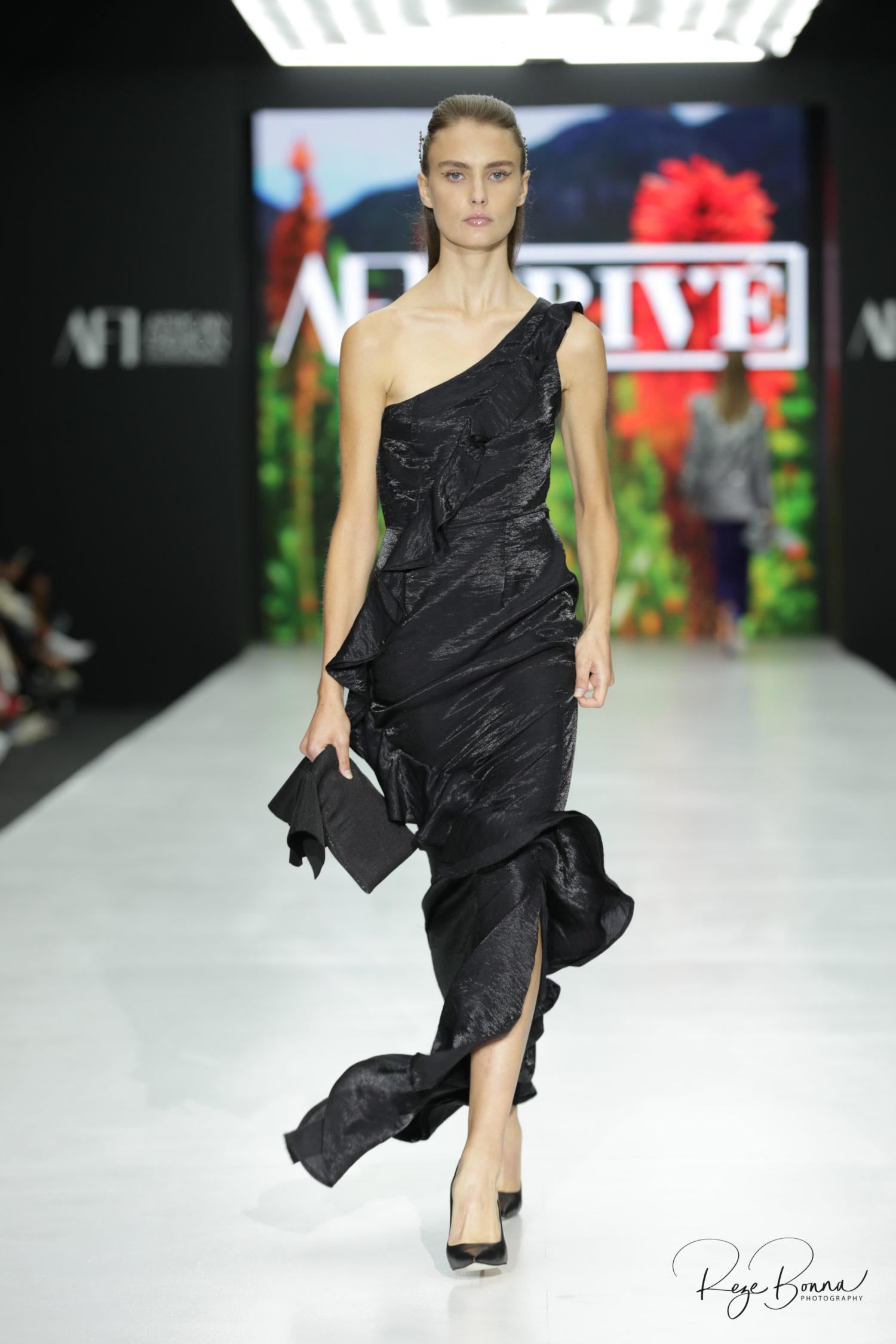#AFICTFW18 | AFI Capetown Fashion Week AFI Prive