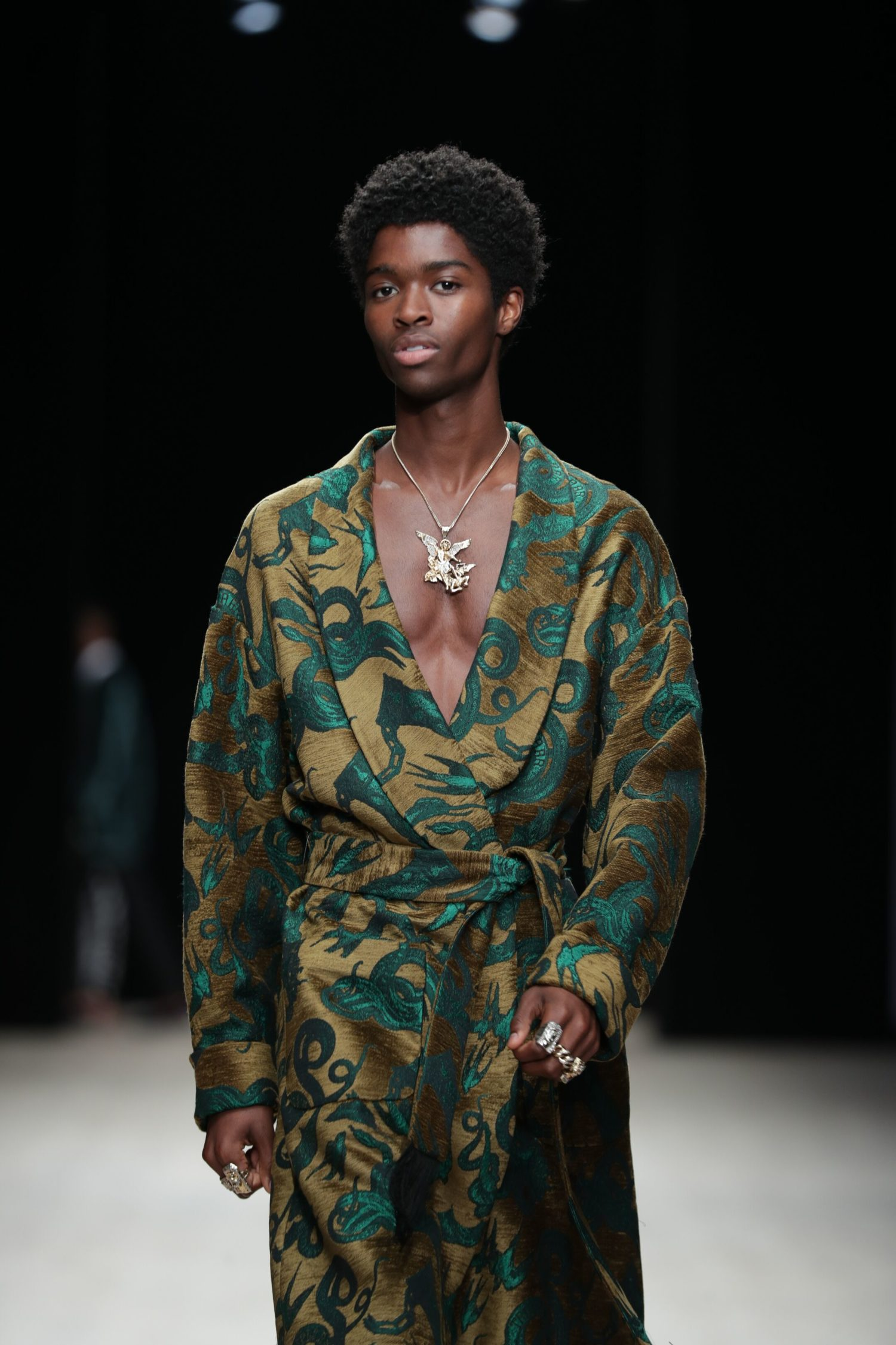 ARISE Fashion Week 2019 | Triple RRR By Robert Cavalli