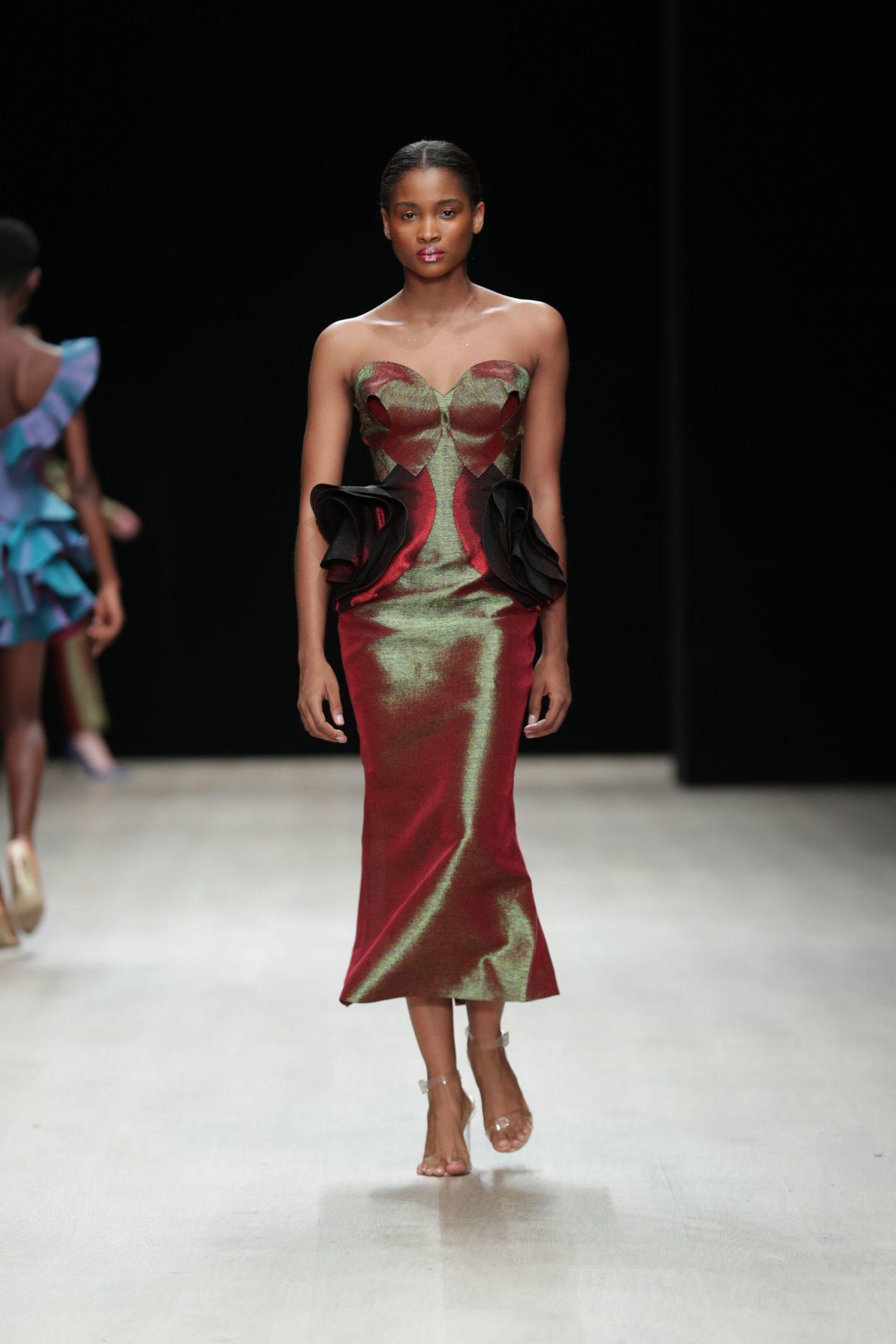 ARISE Fashion Week 2019 | Deola Sagoe