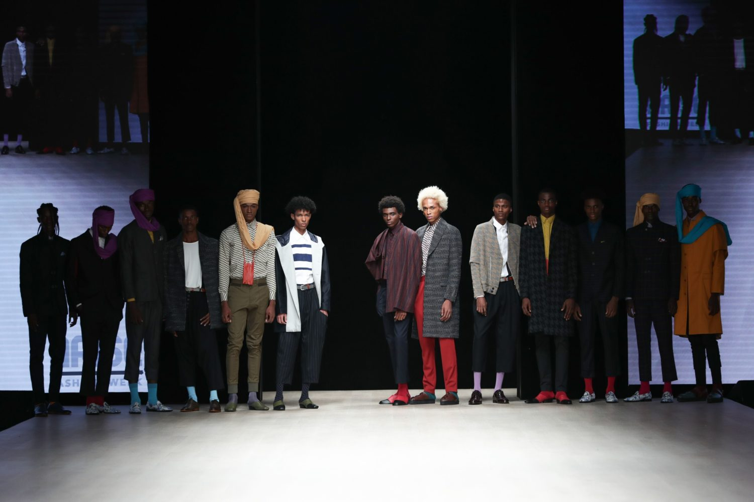 ARISE Fashion Week 2019 | U.MI-1