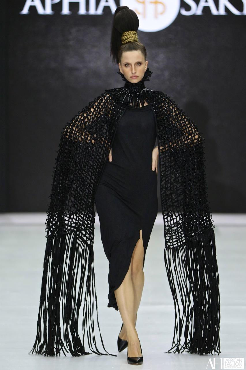 #AFICTFW19 | AFI Capetown Fashion Week Aphia Sakyi