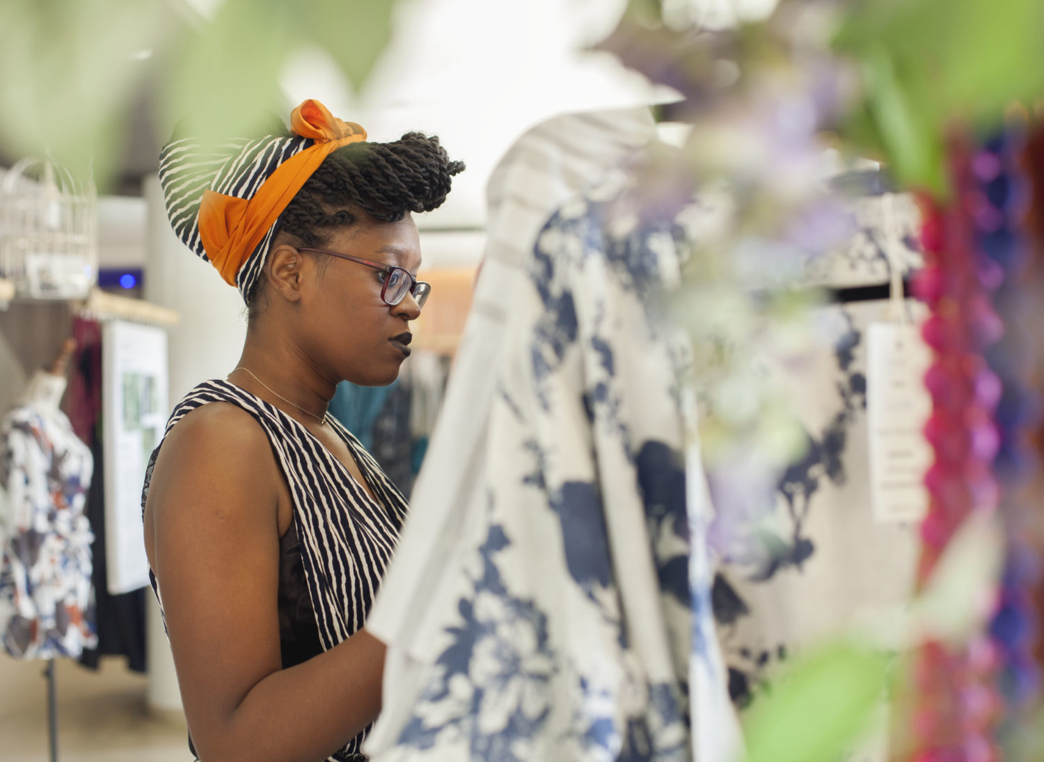 Mathematics, Design, Fashion and Art: Inside the Intriguing New Diarrablu Store in Dakar