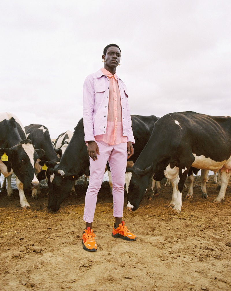 You'll Want To Live In Rich Mnisi's New Collection All Season Long