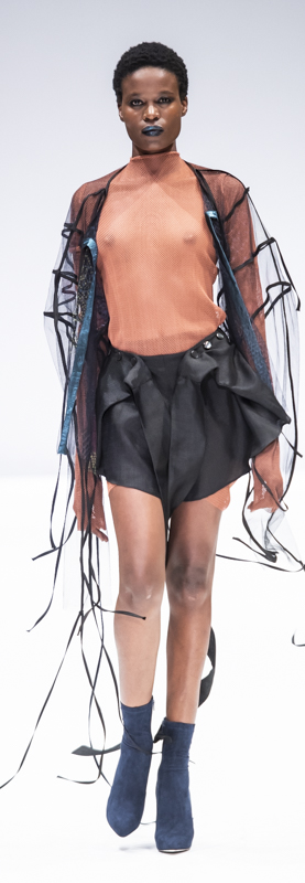 South Africa Fashion Week S/S 19 #SAFW: Clive Rundle